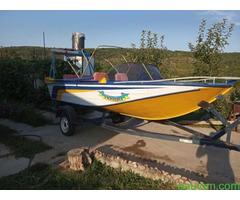 Продам лодку Дніпро з лафетом, мотором !! - Фото 8