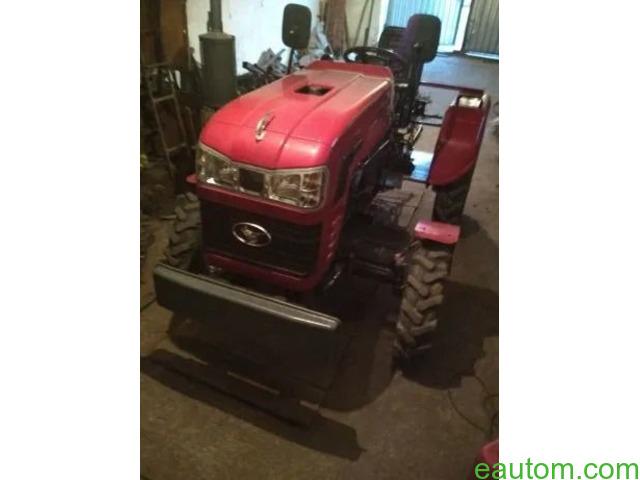 Продам трактор - 1