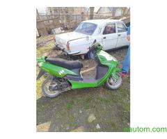 Продам скутер - Фото 1
