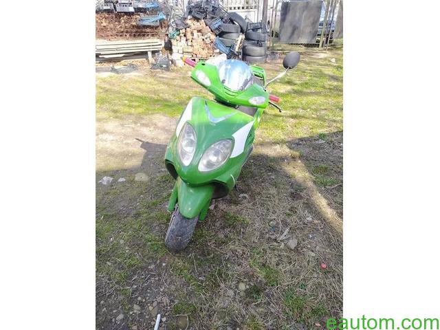 Продам скутер - 2