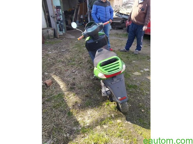 Продам скутер - 3