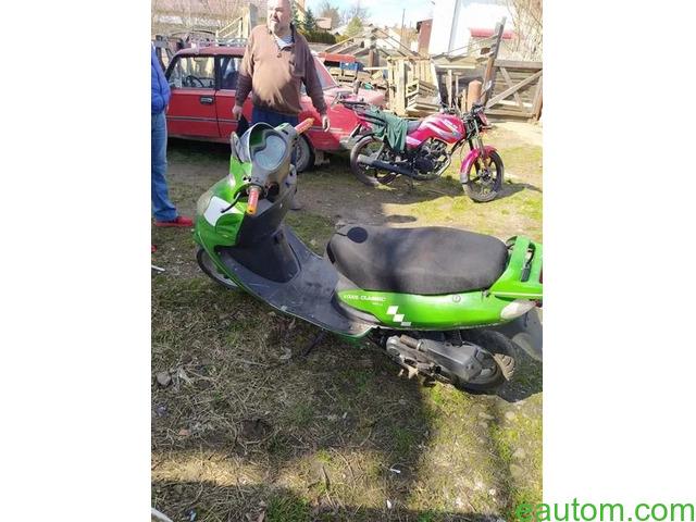 Продам скутер - 5