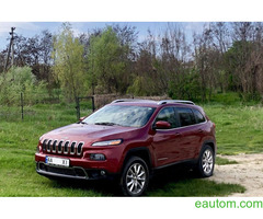 Продам Jeep Cherokee Limited 2014 года