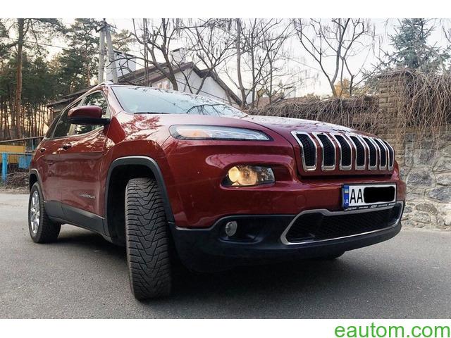 Продам Jeep Cherokee Limited 2014 года - 3