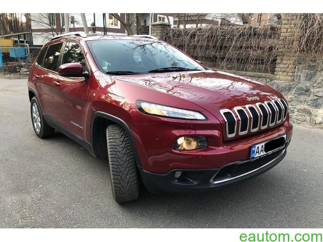 Продам Jeep Cherokee Limited 2014 года - 5