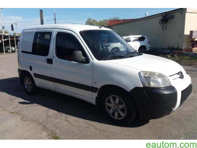 Peugeot Partner груз - 1