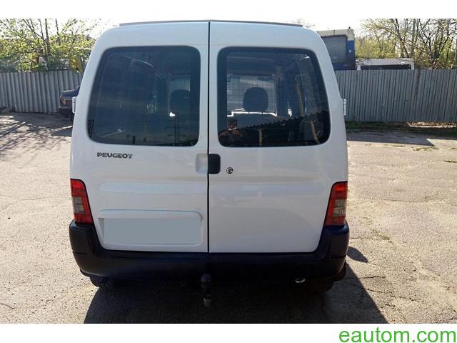 Peugeot Partner груз - 2