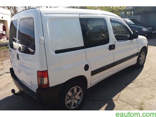 Peugeot Partner груз - 3