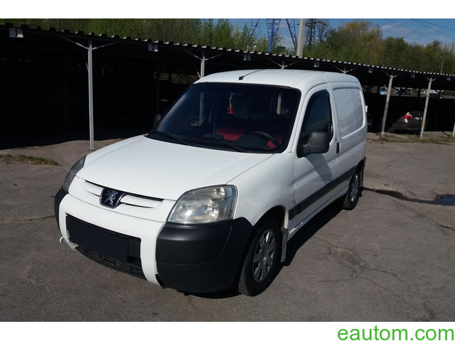 Peugeot Partner груз - 10