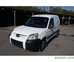 Peugeot Partner груз - Фото 10