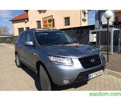 Продам Hyundai Santa FE 2006 года в г. Цюрупинск, Херсонская область