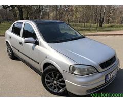 Opel Astra G (Автомат) - Фото 1