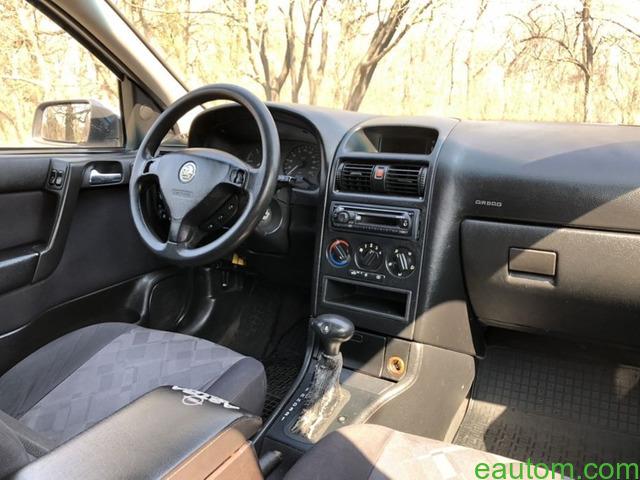 Opel Astra G (Автомат) - 6