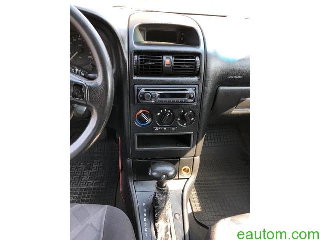 Opel Astra G (Автомат) - 7