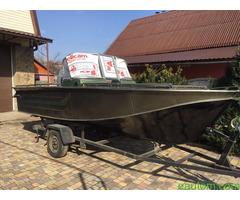 Лодка казанка - Фото 1