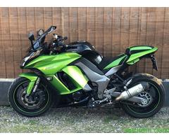 Kawasaki Z1000SX - Фото 6