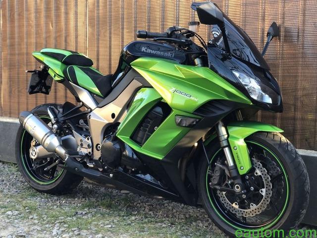 Kawasaki Z1000SX - 11