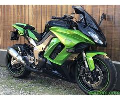 Kawasaki Z1000SX - Фото 11