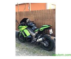 Kawasaki Z1000SX - Фото 14