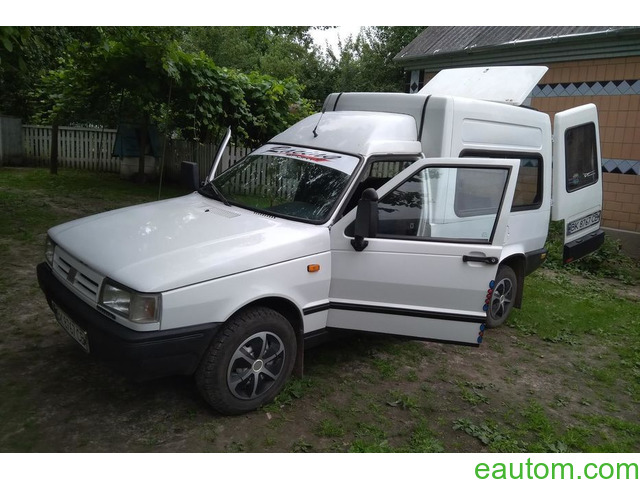 Продам Fiat Fiorino пасс. 1995 года - 1