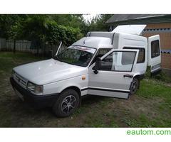 Продам Fiat Fiorino пасс. 1995 года - Фото 1