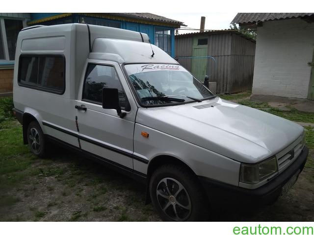Продам Fiat Fiorino пасс. 1995 года - 9