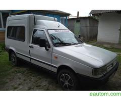 Продам Fiat Fiorino пасс. 1995 года - Фото 9