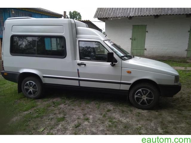 Продам Fiat Fiorino пасс. 1995 года - 10