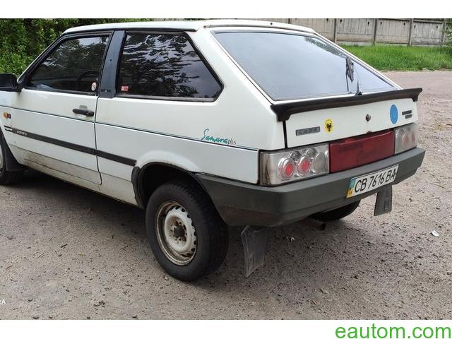 Продам ВАЗ 2108 1991 года - 4