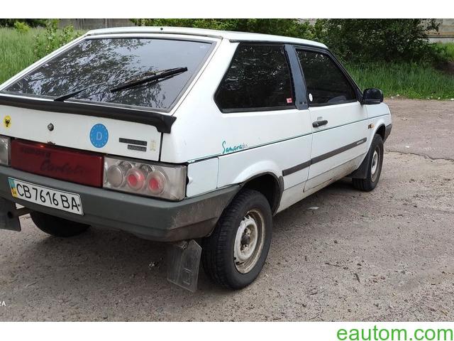 Продам ВАЗ 2108 1991 года - 5