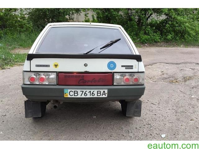 Продам ВАЗ 2108 1991 года - 6