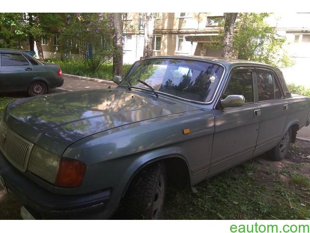 ГАЗ 31029 - 3