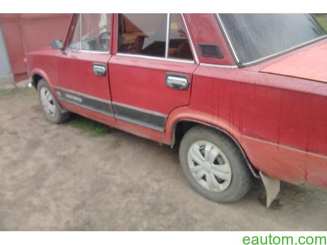 ВАЗ 2101 1980 года - 1