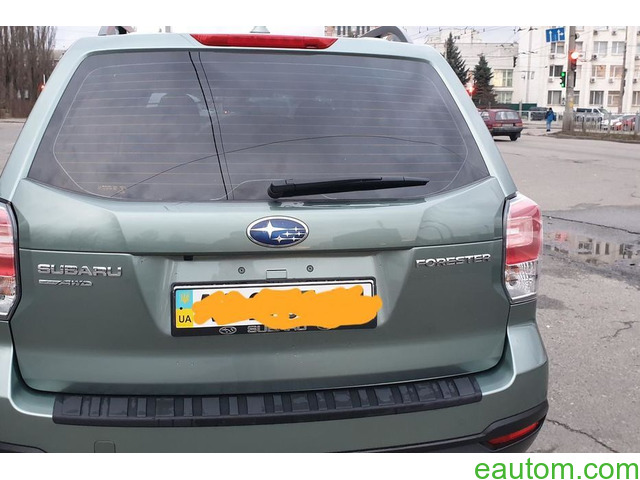 Subaru Forester - 6