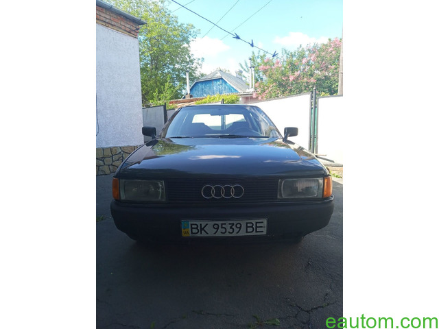 Audi 80 - 1