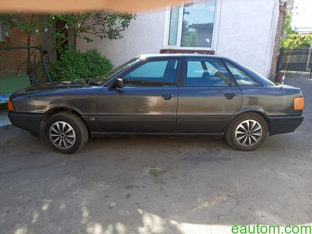 Audi 80 - 2