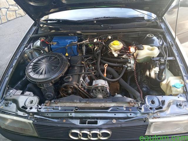 Audi 80 - 6