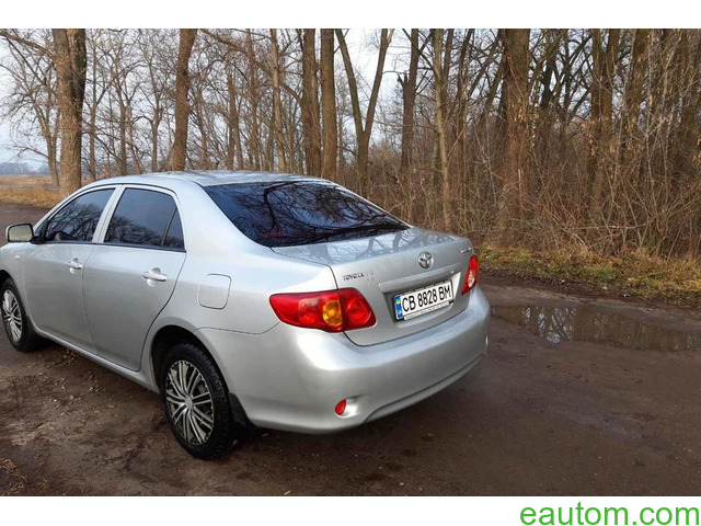 Toyota Corolla - 9