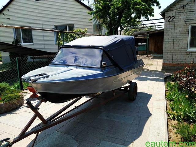 Лодка Крым - 3