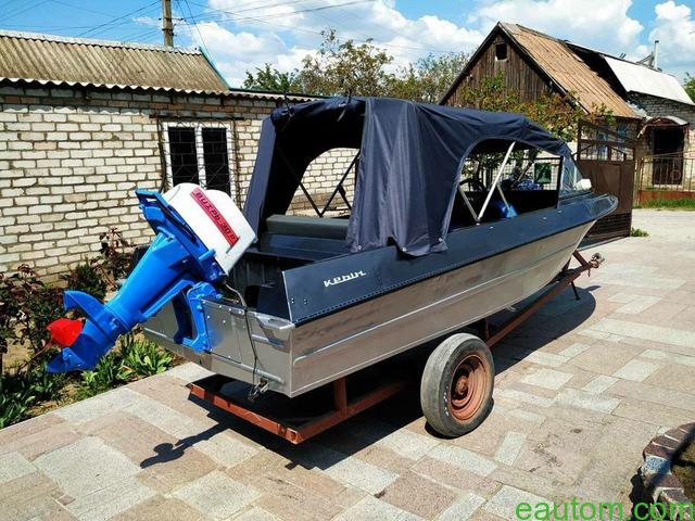 Лодка Крым - 16