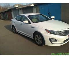kia optima hibrid