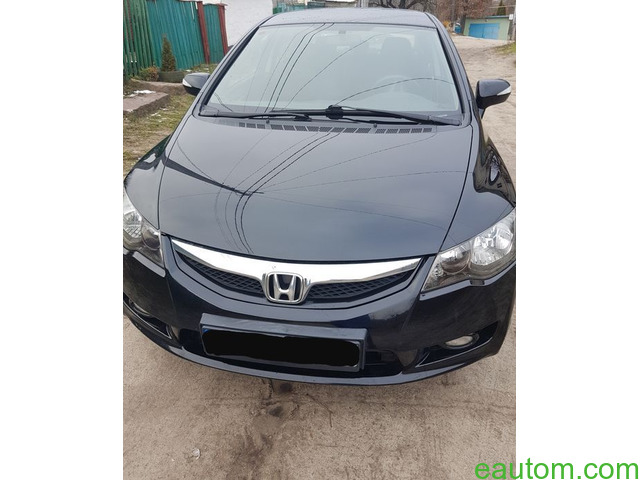 Honda Civic Hybrid - 3