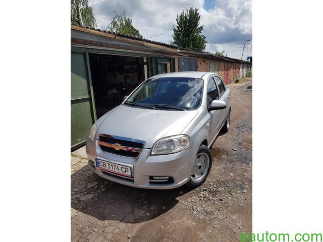Chevrolet Aveo - 1