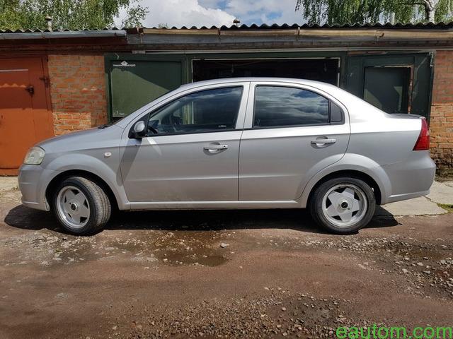 Chevrolet Aveo - 3