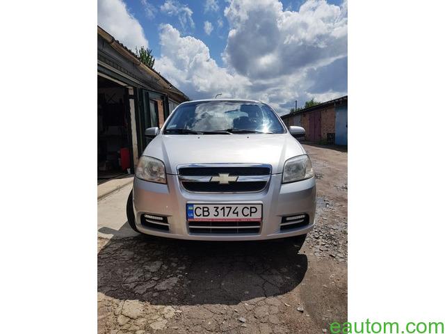 Chevrolet Aveo - 5