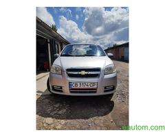 Chevrolet Aveo - Фото 5