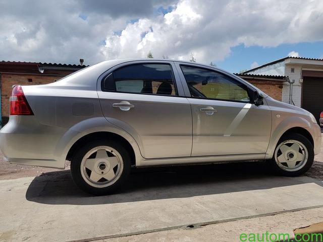Chevrolet Aveo - 6