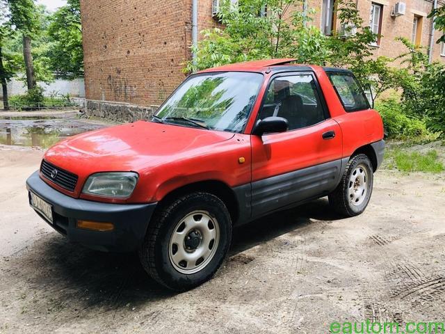 Продам Toyota RAV4 - 1