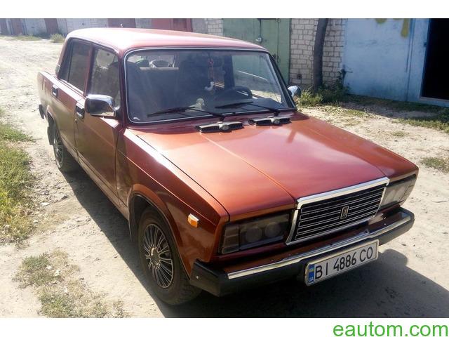 Продам ВАЗ 2107 2005 года - 1