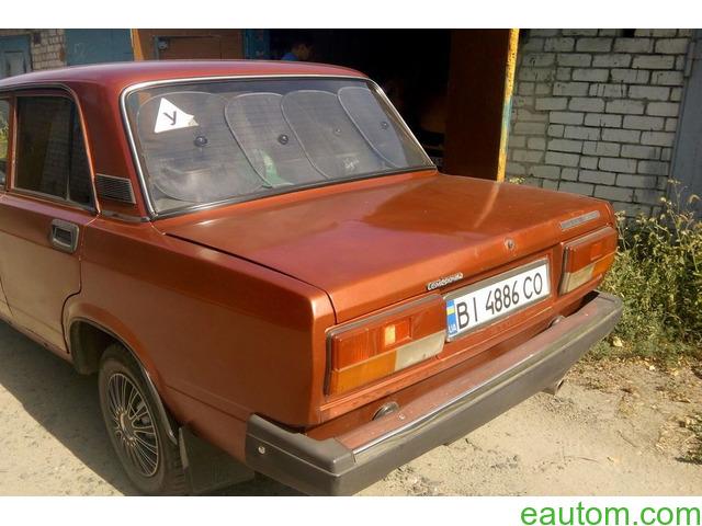 Продам ВАЗ 2107 2005 года - 2